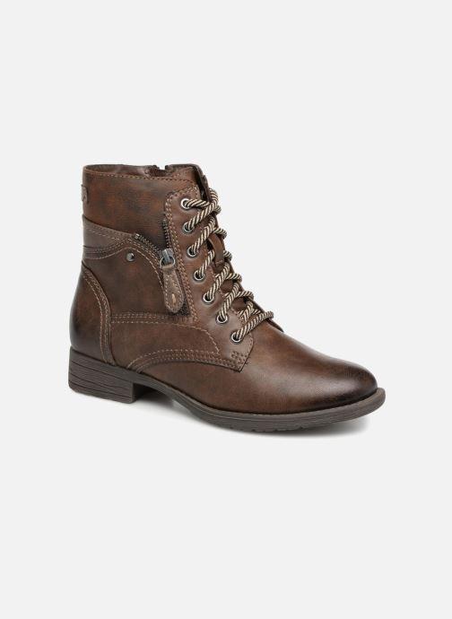 Bottines et boots Jana shoes Susina 25217 Marron vue détail/paire