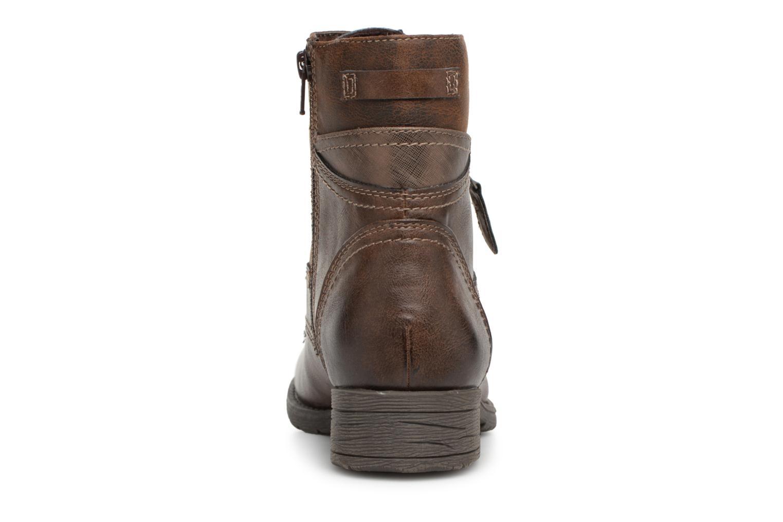 Stivaletti e tronchetti Jana shoes Susina 25217 Marrone immagine destra