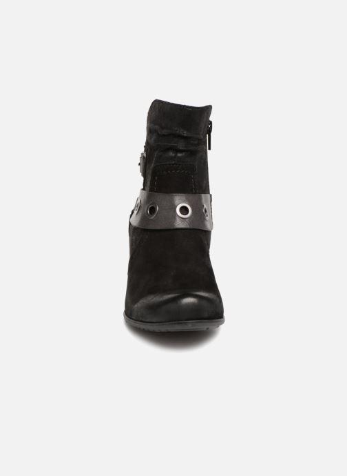Bottines et boots Jana shoes MurrayR Noir vue portées chaussures