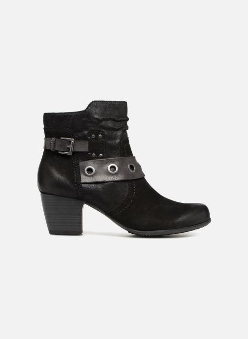 Bottines et boots Jana shoes MurrayR Noir vue derrière