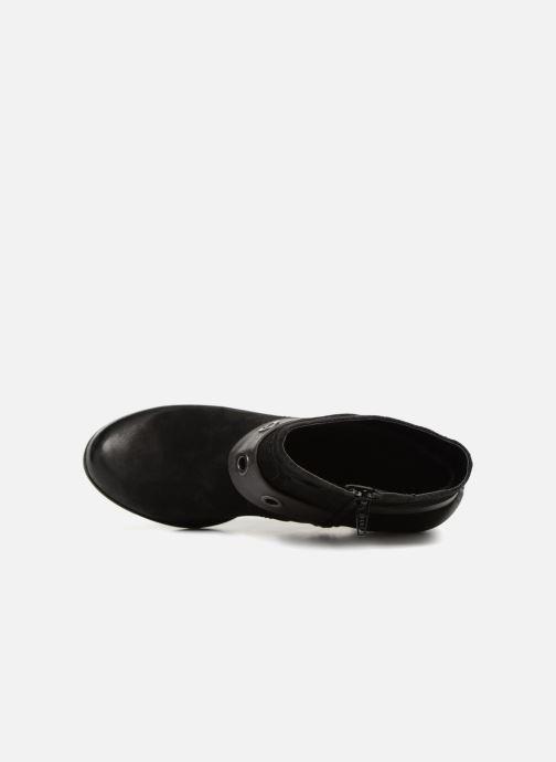 Bottines et boots Jana shoes MurrayR Noir vue gauche