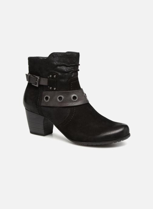 Bottines et boots Jana shoes MurrayR Noir vue détail/paire