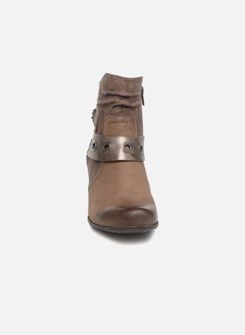 Bottines et boots Jana shoes MurrayR Marron vue portées chaussures