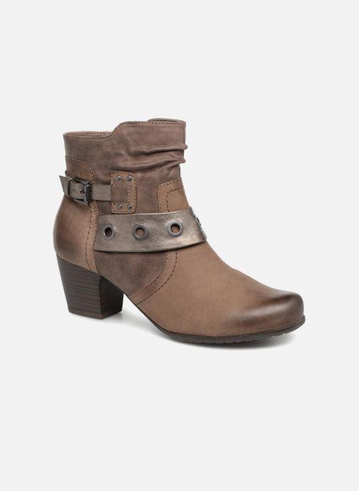 Bottines et boots Jana shoes MurrayR Marron vue détail/paire