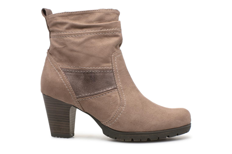 Stivaletti e tronchetti Jana shoes Lander 25374 Beige immagine posteriore