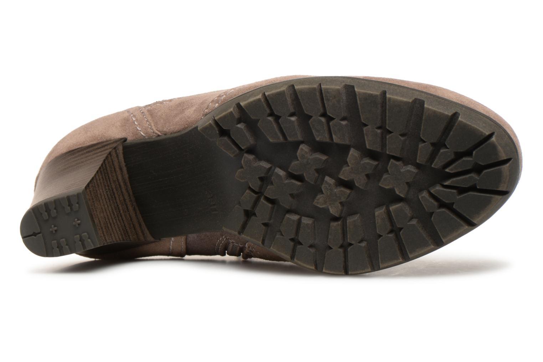 Stivaletti e tronchetti Jana shoes Lander 25374 Beige immagine dall'alto