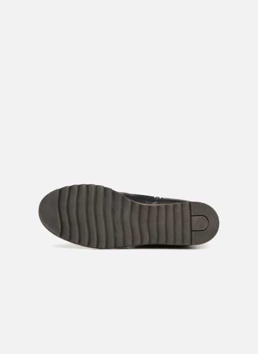 Bottines et boots Jana shoes Adore Noir vue haut