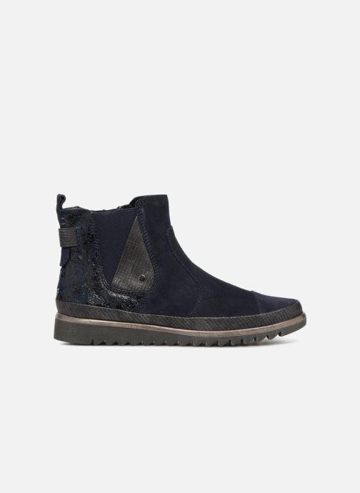 Stivaletti e tronchetti Jana shoes Adore Azzurro immagine posteriore