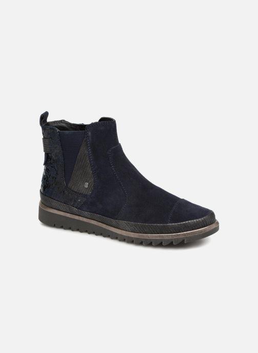 Stivaletti e tronchetti Jana shoes Adore Azzurro vedi dettaglio/paio
