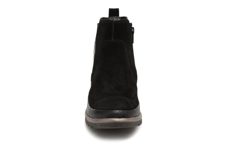 Bottines et boots Jana shoes Adore Noir vue portées chaussures
