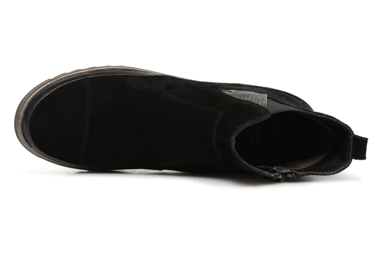 Bottines et boots Jana shoes Adore Noir vue gauche