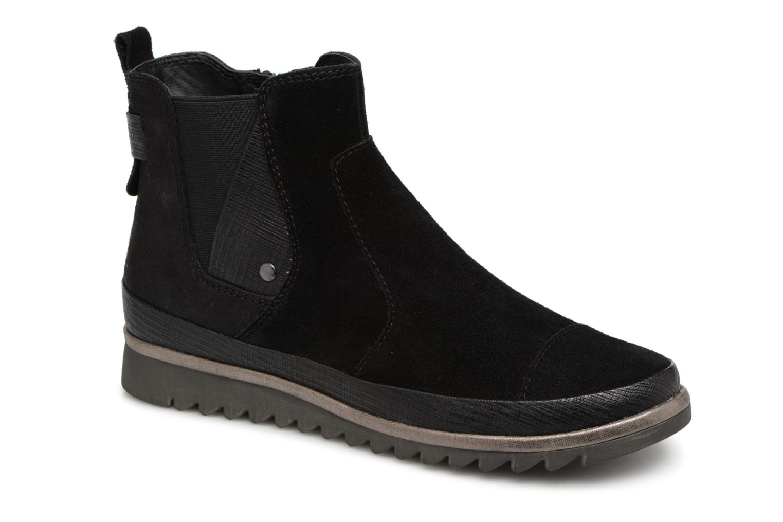 Bottines et boots Jana shoes Adore Noir vue détail/paire