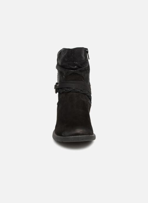 Boots en enkellaarsjes Jana shoes Susina 25425 Zwart model