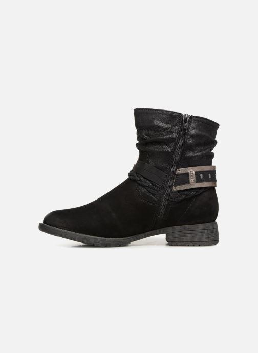 Boots en enkellaarsjes Jana shoes Susina 25425 Zwart voorkant