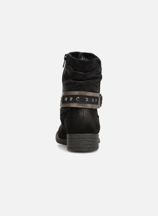 Boots en enkellaarsjes Jana shoes Susina 25425 Zwart rechts