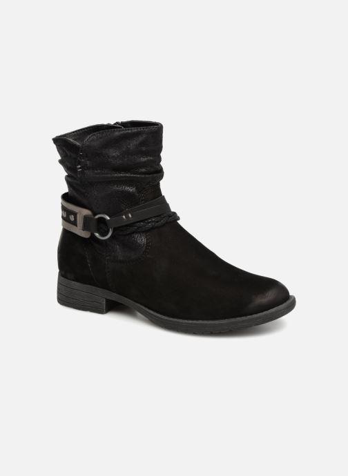 Boots en enkellaarsjes Jana shoes Susina 25425 Zwart detail
