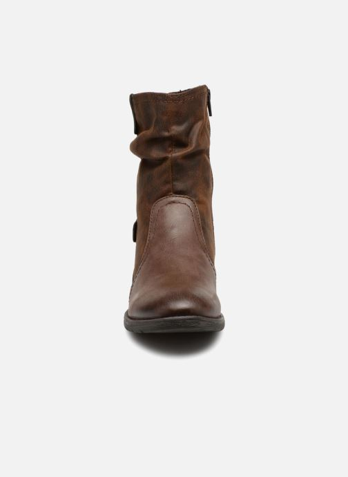Bottines et boots Jana shoes Susina 25460 Marron vue portées chaussures