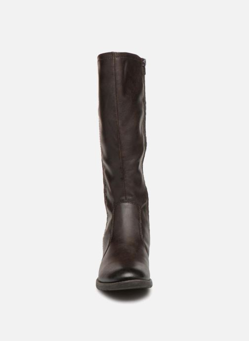 Ankle boots Jana shoes Susina 25460 Brown model view