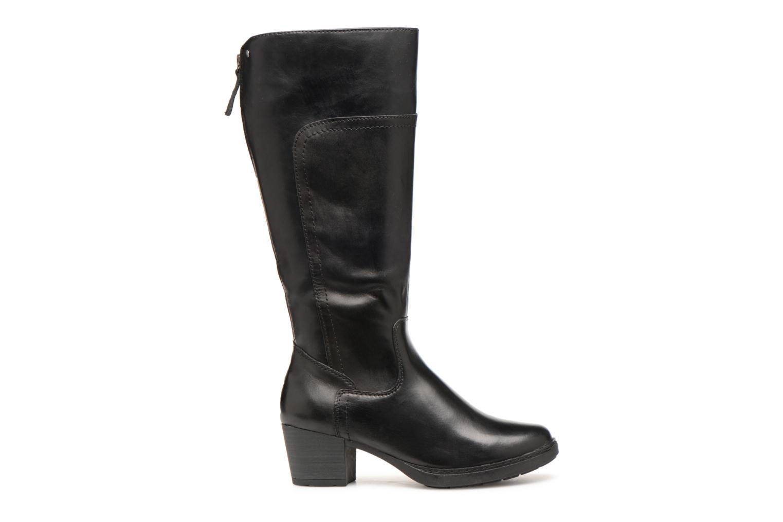 Bottes Jana shoes Emba Noir vue derrière