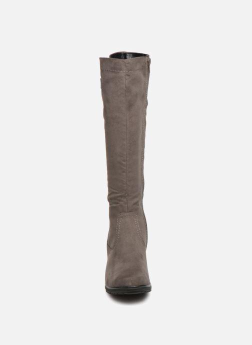 Stivali Jana shoes Futuro 25506 Grigio modello indossato