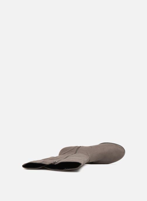 Bottes Jana shoes Futuro 25506 Gris vue gauche