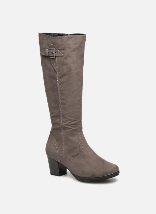 Bottes Jana shoes Futuro 25506 Gris vue détail/paire