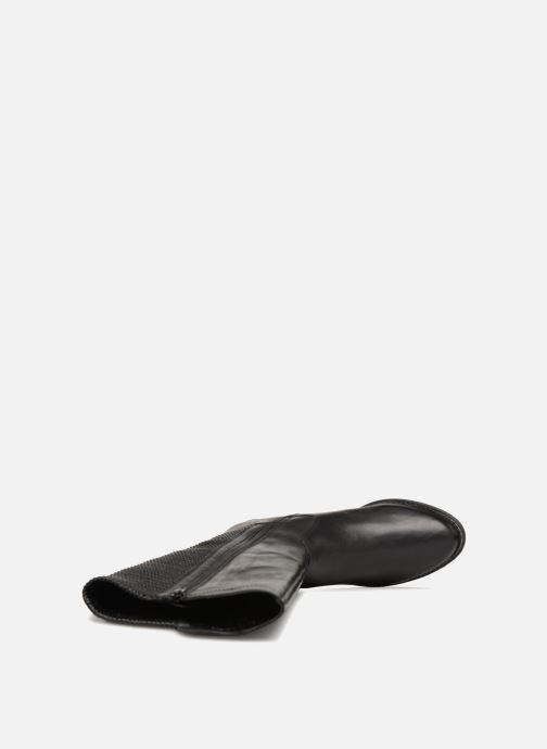 Stiefel Jana shoes Dumas 25601 schwarz ansicht von links