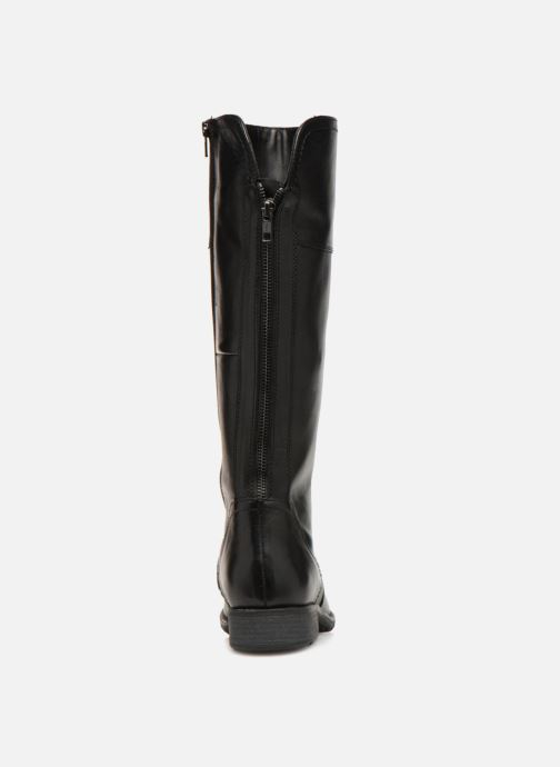 Boots & wellies Jana shoes Dumas 25602 Black view from the right