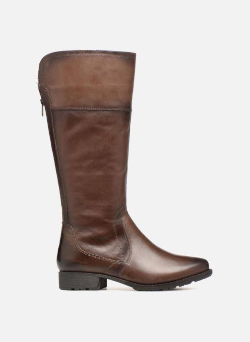 Bottes Jana shoes Dumas 25602 Marron vue droite