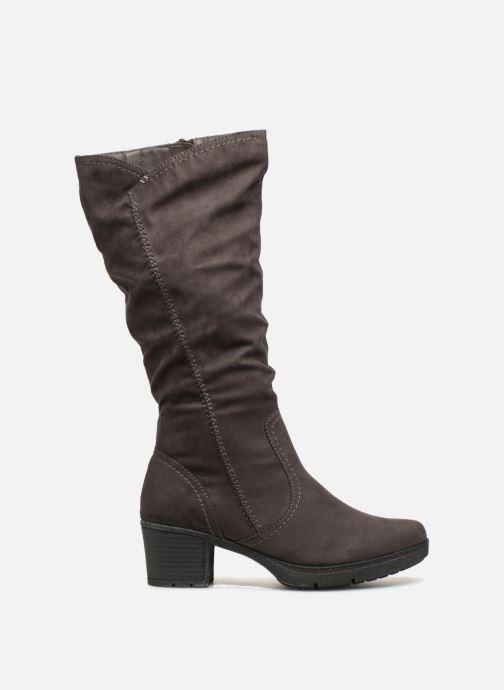 Bottes Jana shoes Minto 25662 Noir vue derrière