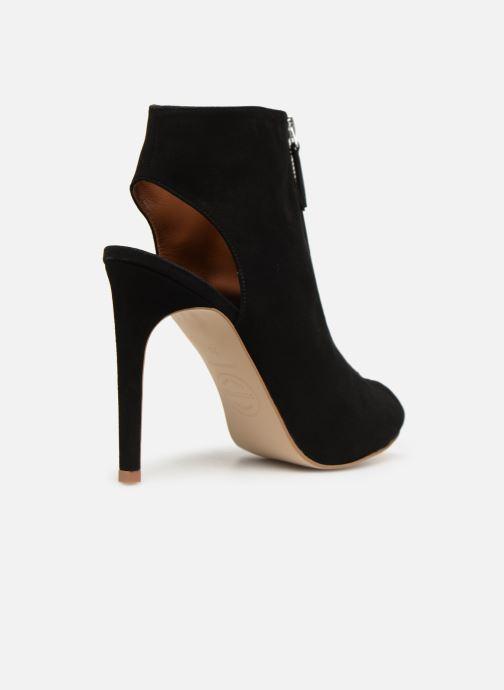 Ankelstøvler Made by SARENZA Sport Party Boots #1 Sort se forfra