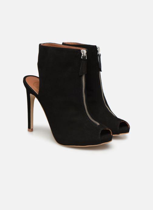 Ankelstøvler Made by SARENZA Sport Party Boots #1 Sort se bagfra