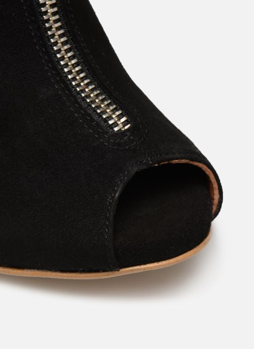 Ankle boots Made by SARENZA Sport Party Boots #1 Black view from the left