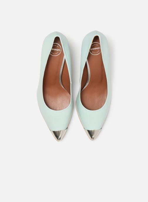 Zapatos de tacón Made by SARENZA Pastel Affair Escarpins #3 Verde vista del modelo