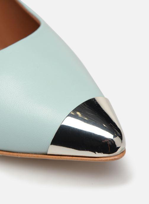 Zapatos de tacón Made by SARENZA Pastel Affair Escarpins #3 Verde vista lateral izquierda