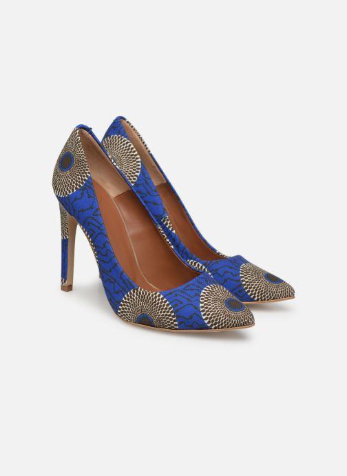 High heels Made by SARENZA Pastel Affair Escarpins #12 Blue back view
