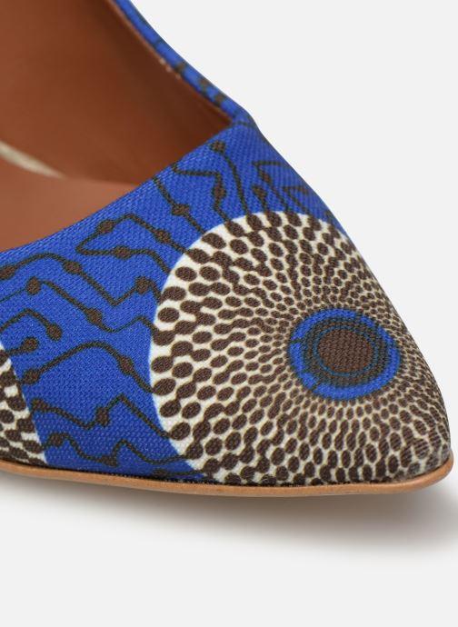 Zapatos de tacón Made by SARENZA Pastel Affair Escarpins #12 Azul vista lateral izquierda