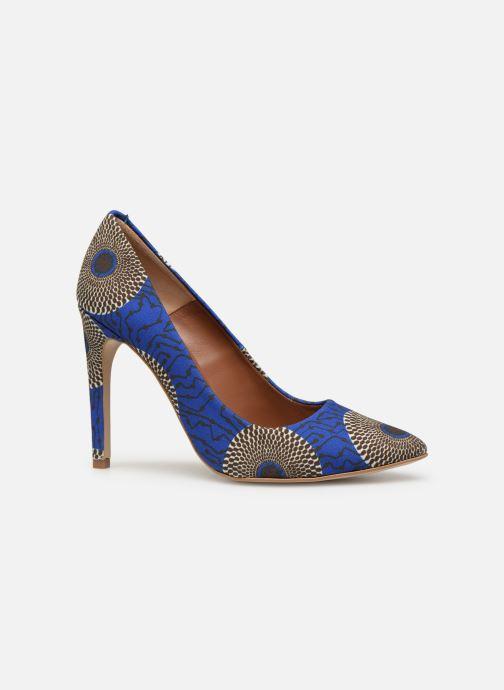 High heels Made by SARENZA Pastel Affair Escarpins #12 Blue detailed view/ Pair view