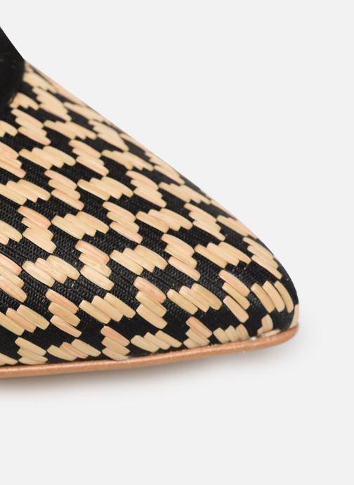 Zapatos de tacón Made by SARENZA UrbAfrican Escarpins #2 Beige vista lateral izquierda