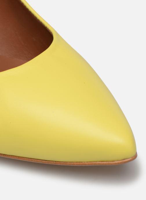 Zapatos de tacón Made by SARENZA Pastel Affair Escarpins #5 Amarillo vista lateral izquierda