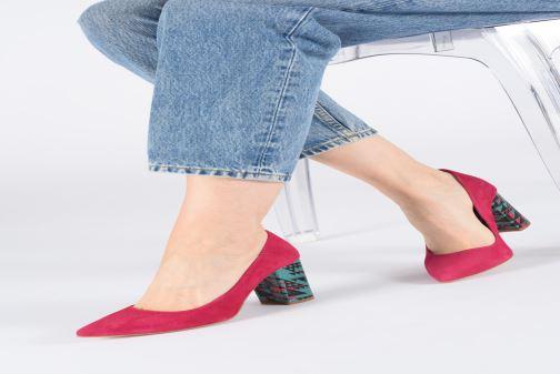 Zapatos de tacón Made by SARENZA Pastel Affair Escarpins #5 Rosa vista de abajo