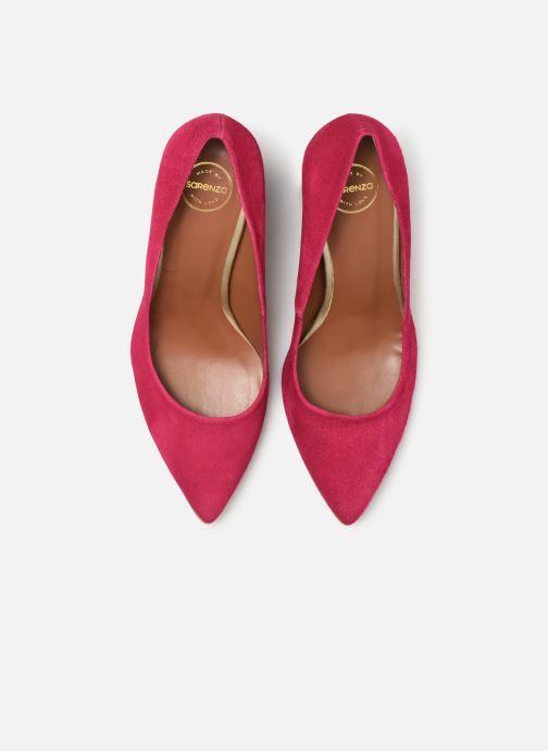 Zapatos de tacón Made by SARENZA Pastel Affair Escarpins #5 Rosa vista del modelo