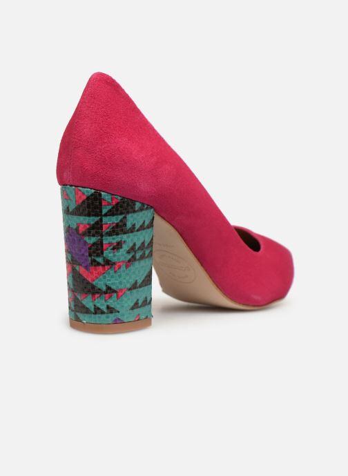 Zapatos de tacón Made by SARENZA Pastel Affair Escarpins #5 Rosa vista de frente