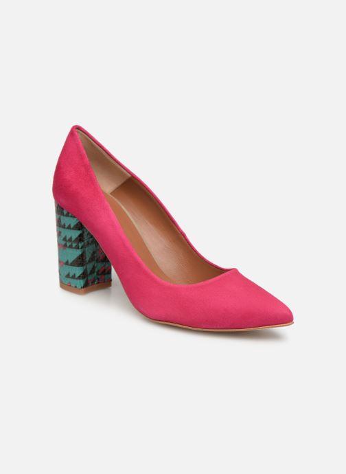 Zapatos de tacón Made by SARENZA Pastel Affair Escarpins #5 Rosa vista lateral derecha
