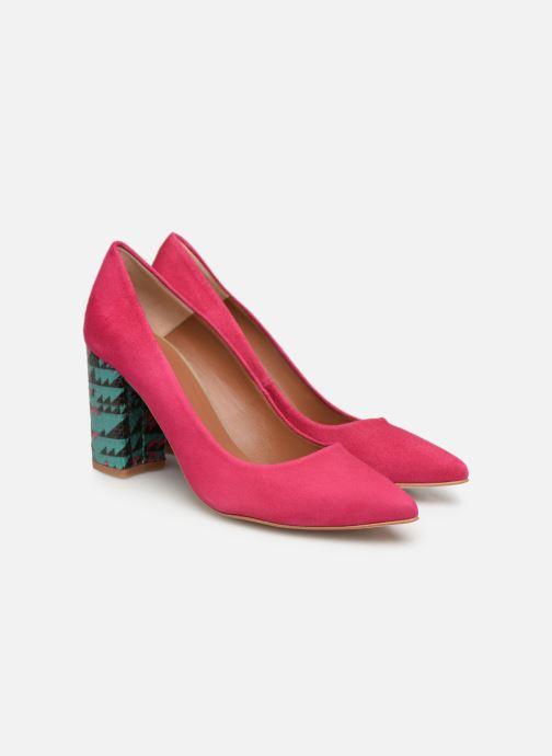 Pumps Made by SARENZA Pastel Affair Escarpins #5 Roze achterkant