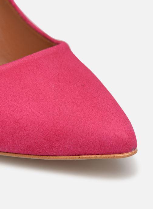 Zapatos de tacón Made by SARENZA Pastel Affair Escarpins #5 Rosa vista lateral izquierda