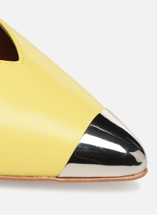 Zapatos de tacón Made by SARENZA Pastel Affair Escarpins #6 Amarillo vista lateral izquierda