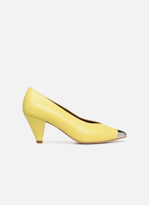 Zapatos de tacón Made by SARENZA Pastel Affair Escarpins #6 Amarillo vista de detalle / par