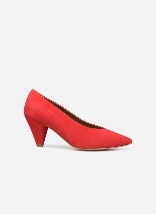 Escarpins Made by SARENZA UrbAfrican Escarpins #6 Rouge vue détail/paire