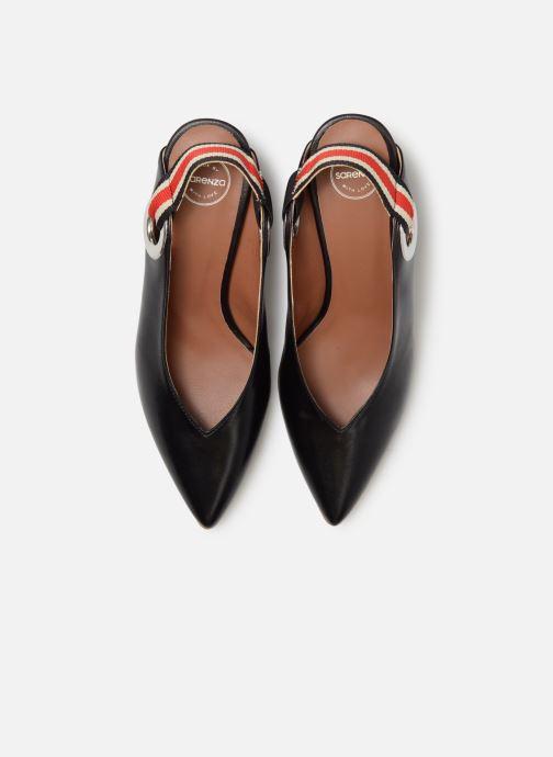 High heels Made by SARENZA Sport Party Escarpins #3 Black model view